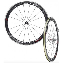 Roues Fulcrum Red WInd XLR Dark à Pneus