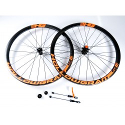 Roues Cannondale HollowGram SI Carbone