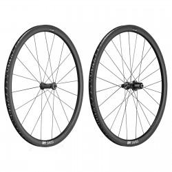 Roues DT SWISS 1400 Spline 35 Carbone à pneus