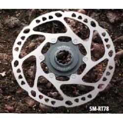 Disque Shimano XT RT-78L Centerlock
