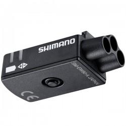 Boitier de connexion Shimano SM-EW90A 3 ports